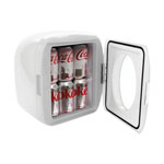 Vivitar® Mini Hot & Cold 12-Can Refrigerator w/Car Cord & AC Adapter