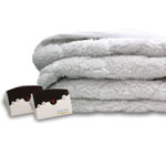 Biddeford Blankets® Heated Sherpa Mattress Pad
