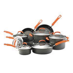 RACHAEL RAY® Hard Anodized 14 pc. Cookware Set