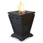 Mr. Bar-B-Q® Endless Summer Outdoor Tabletop Gas Fireplace w/Slate Finish