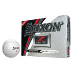 Srixon 2017 Z-Star XV Pure White Golf Balls - 12 Pack