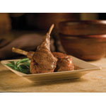 Omaha Steaks® 6 oz. Private Reserve Frenched Rib Lamb Chops