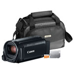 Canon® VIXIA HF R800 16GB HD Camcorder w/Soft Case & 16GB Micro SD Card