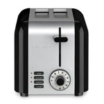 Cuisinart® Compact 2-Slice Stainless Toaster