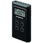 SANGEAN® AM/FM Digital Pocket Radio