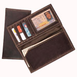 CANYON™ Outback Crazy Horse Long Wallet