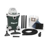 Shop-Vac® Quiet Plus Series 6 gal. Wet/Dry Vac