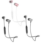 iLuv® Metal Forge Air Bluetooth Earphones
