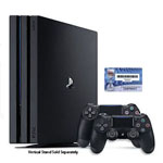 PS4™ Pro 1TB Console w/2 DUALSHOCK 4 Wireless Controllers & Headset