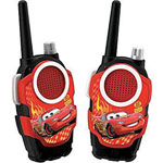 eKids by iHome Disney Cars Pit Stop Walkie Talkies