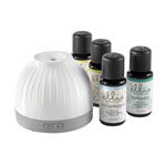 ellia Essential Oils Travel Gift Case
