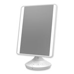 iHome® Vanity Mirror w/ Bluetooth Audio and USB Charging