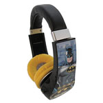 DC Comics Batman Volume Limiting Headphones
