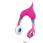 eKids by iHome Trolls Hair-ific Headphones