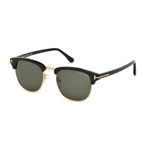 TOM FORD Henry Wayfarer Sunglasses