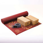 Lifeline Natural Fitness Beginner Yoga Kit