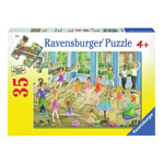 Ravensburger Ballet Lesson Children's Puzzle