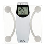 CONAIR® Weight Watchers Digital Glass Body Analysis Scale w/Color Bar