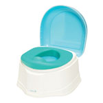 Safety 1st® Clean Comfort 3-in 1 Potty Trainer