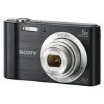 SONY® Cyber-shot 20.1 MP Compact Digital Camera w/5x Optical Zoom