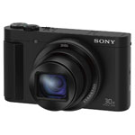 SONY® Cyber-shot 18.2 MP Compact Digital Camera w/50x Optical Zoom