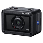 SONY® Cyber-Shot 15.3 MP Waterproof/Shockproof Camera w/24mm Lens