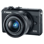 Canon® EOS M100 24.2MP Mirrorless Camera w/15-45mm Lens