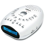 CONAIR® Soothing Sounds & Relaxation Clock Radio