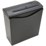 ROYAL® 5-Sheet Strip-Cut Shredder w/Basket