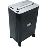 ROYAL® 12-Sheet Cross-Cut Shredder w/Basket