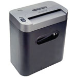 ROYAL® 10-Sheet Cross-Cut Shredder w/Basket
