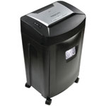 ROYAL® 18-Sheet Cross-Cut Shredder w/Basket