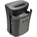 ROYAL® 20-Sheet Cross-Cut Shredder w/Basket