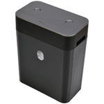 ROYAL® 8-Sheet Cross-Cut Shredder w/Basket