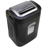 ROYAL® 16-Sheet Cross-Cut Shredder w/Basket