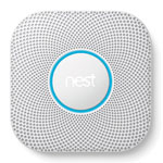 nest Protect Battery-Operated Smoke & Carbon Monoxide Alarm - 2nd Generation