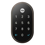 nest x Yale Lock w/nest Connect