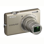 Nikon® COOLPIX Wide Optical Zoom Digital Camera