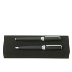 HUGO BOSS Gear Ballpoint & Rollerball Pen Set
