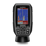 GARMIN® Striker 4 CHIRP Fishfinder w/GPS