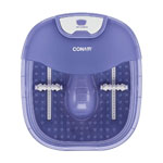 CONAIR® Heat Sense Foot & Pedicure Spa w/Heated Bubble Massage