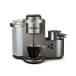 KEURIG® K-Café Single-Serve Coffee & Cappuccino Maker