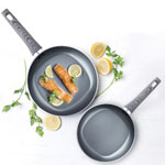 Not a Square Pan™ 2 pc. Classic Non-Stick Fry Pan Set