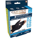 Copper Fit™ Hand Relief Compression Gloves