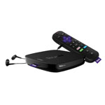 Roku Ultra Streaming Video Player w/JBL® Headphones and HDMI Cable