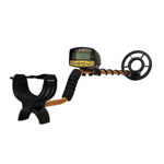 SuperEye Professional Gold Metal Detector w/Pinpoint