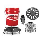 WeatherTech® Ready To Wash Bucket System