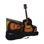 DEAN GUITARS AXS Prodigy Acoustic Guitar Pack