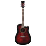 Ibanez® PF28ECE Acoustic Guitar w/Electric Pickup
