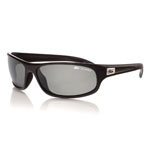bolle'® Anaconda Shiny Black Sunglasses w/Gray Polarized Lens